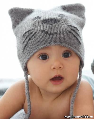 Привлекательная шапочка