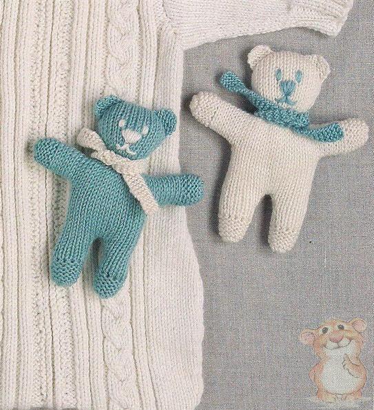 Мягкие игрушки-медвежата