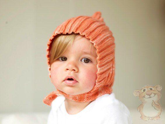 шапочка детская эльф