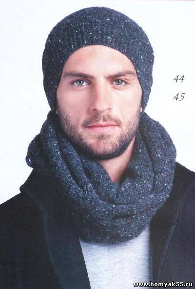 Dec 5, 2013 - В этом сезоне в тренде шапки для мужчин из меха, вязанные шапки, шапки-ушанки, классические модные...
