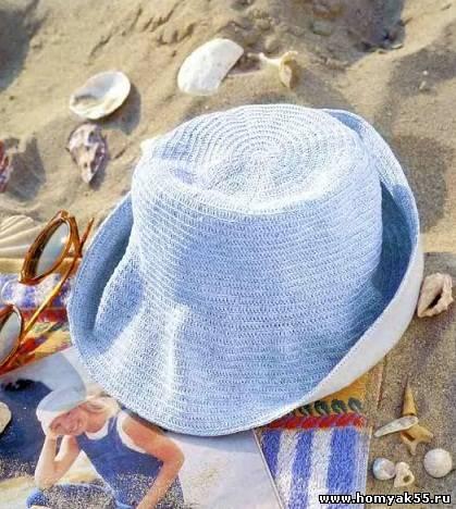 Женская шляпка своими руками