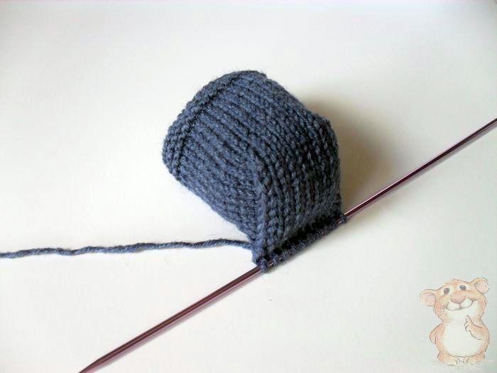 Вязание носочки тапочки следки