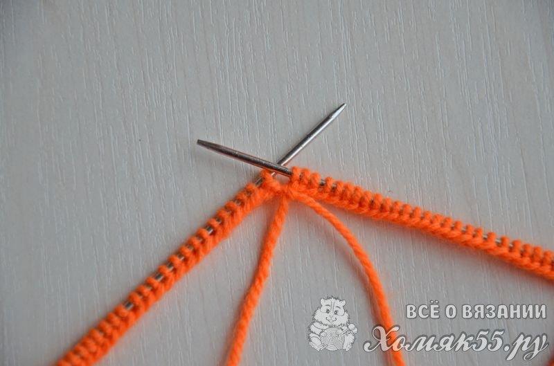 Вязание на бур