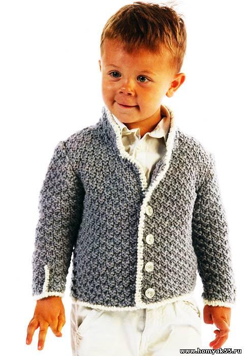 Схемы детских пиджаков