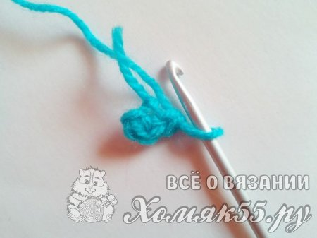 Пасхальный сувенир крючком