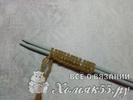 Мастер-класс по вязанию повязки на голову для девушки