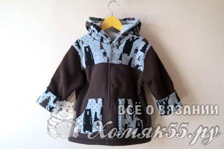 1491973877_27 Как сшить пальто для девочки своими руками